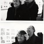 Klaus Honnef, Sigmar Polke Foto: Ulrike Rosenbach